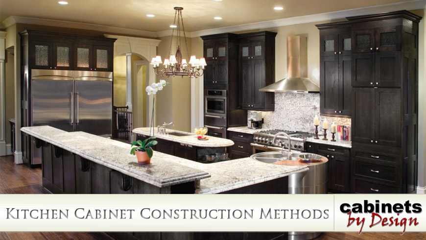 Kitchen Cabinet Construction Methods, Cabinets By Design