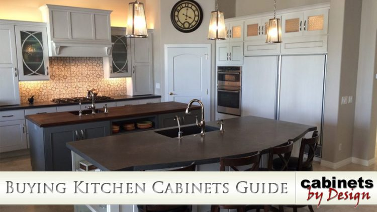 Buying Kitchen Cabinets Guide - Cabinets By Design