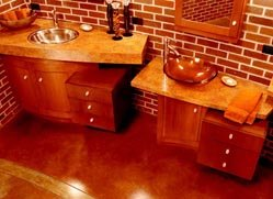 custom bathroom vanities phoenix