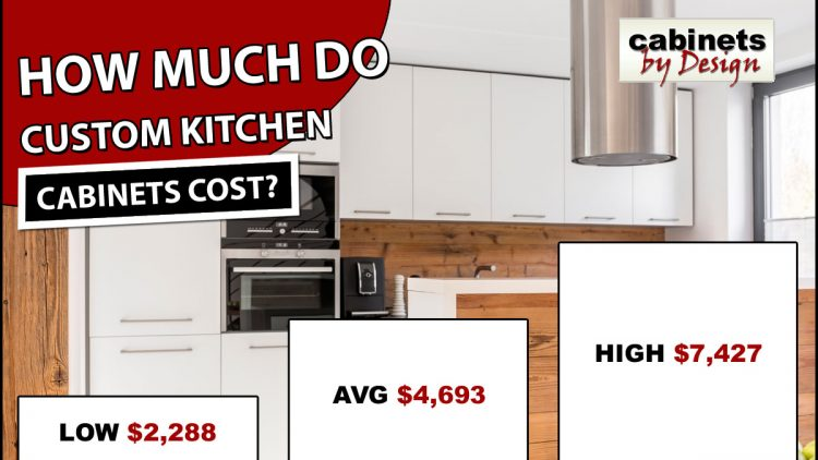How Much Do Custom Kitchen Cabinets Cost Cabinets By Design