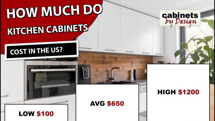 How Much Do Kitchen Cabinets Cost Cabinets By Design